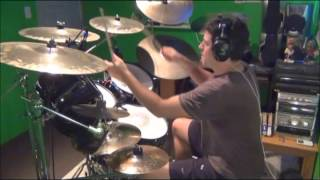 Tesla - Paradise Drum Cover
