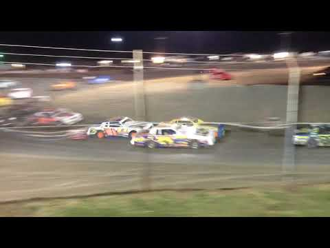 Superbowl Speedway Factory Stock Feature 8-3-19