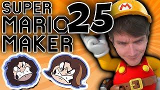 Super Mario Maker: Helmet Time! - PART 25 - Game Grumps