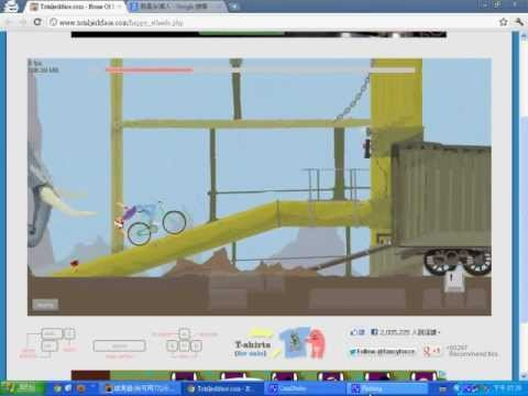 happy wheels an elephant walkthrough