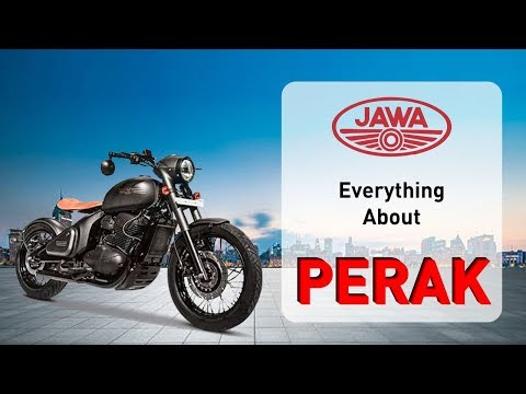 JAWA Perak Must Know Hiden Futures, Mileage New 2019 Bike In India First Look Walkaround Teqnar Telu