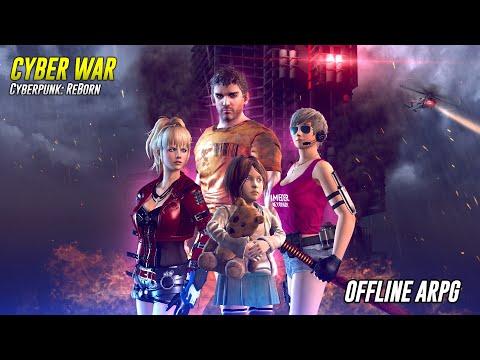 Cyber War: Cyberpunk Reborn