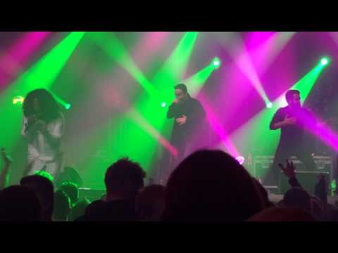 Cuture Beat - Inside Out Megamix LIVE @ The Ultimate 90's Party, Helsinki, Finland 14.12.2012