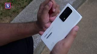 Huawei P40 Pro+ jadi 'papan pemotong'