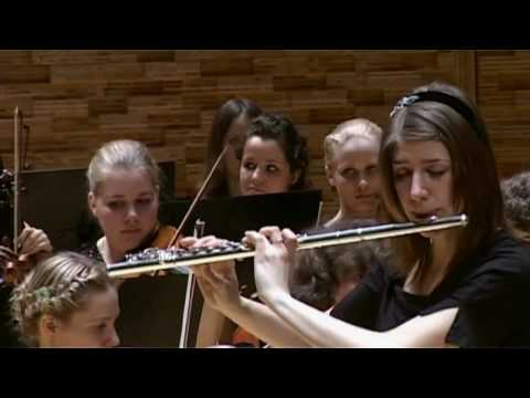 "J. S. Bach ""Minuet and Badinerie"" / Artstudio ""TroyAnna"""