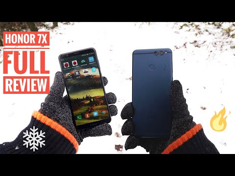 Honor 7x Review : Get This Phone
