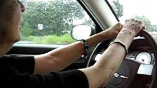 Driving in the Rain - Huntington, New York (2010)