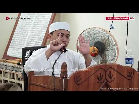 Hati-Hati Orang KAYA | Ustaz Mohamad Wadi Annuar