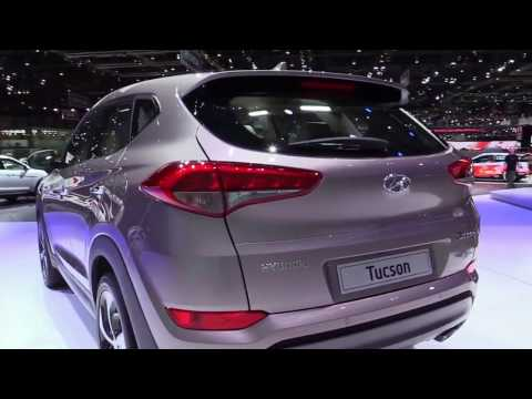2018 Hyundai Tucson Special First Impression Lookaround Review in 4K Edition