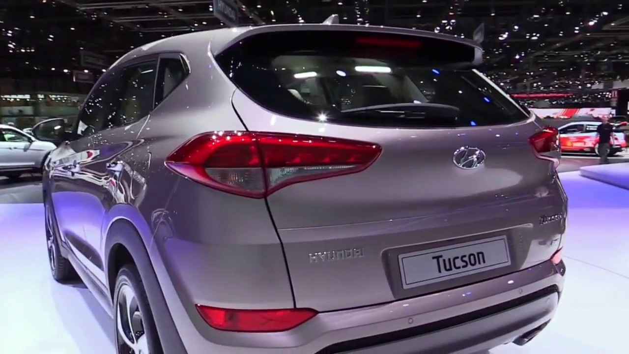 2018 hyundai tucson special first impression lookaround review in 4k edition youtube. Black Bedroom Furniture Sets. Home Design Ideas