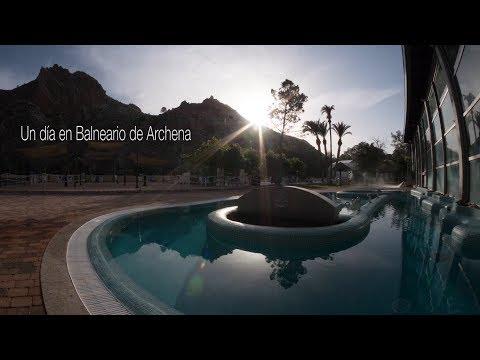 Un día en Balneario de Archena