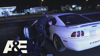 Live PD: Officers Dragged By Moving Car (Season 3) | A&E