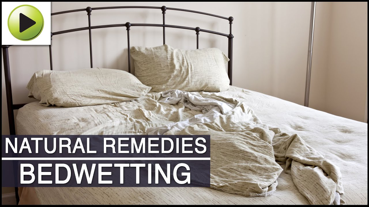 Adult bed treatment wetting