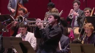 Williams Jazz Ensemble 2017: Moten Swing Bennie Moten arr  Ernie Wilkins