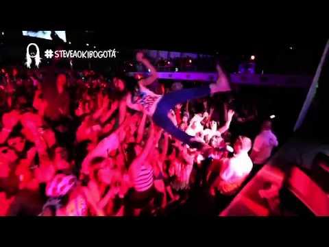 Steve Aoki Bogotá - Jueves 06 de Marzo - Presenta: FUAD & SUMMERLIVE EVENTS.