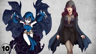 Top 10 Alternate Versions Of Raven