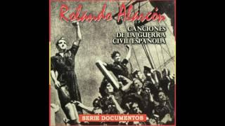 Canciones de la Guerra Civil Española / Rolando Alarcón / Album Completo