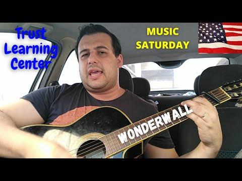 Wonderwall Oasis Music Saturday Trust Learning Center Youtube