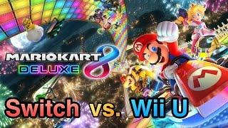 10 отличий Mario Kart 8 Deluxe Switch от Mario Kart 8 Wii U