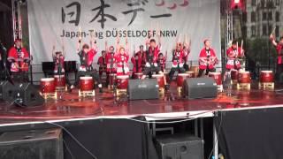 Japantag 2015 Taiko Kids