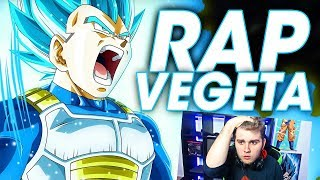 RAP DE VEGETA - DRAGON BALL SUPER / Z - VIDEOREACCION BYPRODIGYX