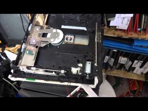 Wii Disk Loading Mech Repair