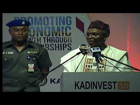 NTA Live TV - KADUNA ECONOMIC AND INVESTMENT SUMMIT #KADINVEST 3.0