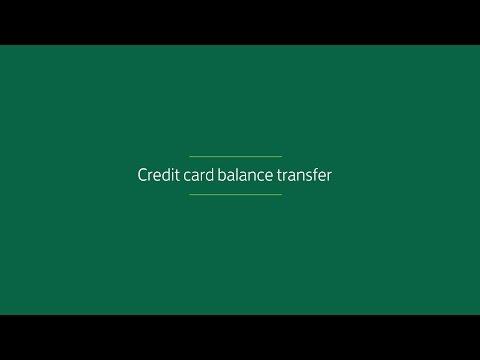 What's a Credit Card Balance Transfer? | Lloyds Bank Video