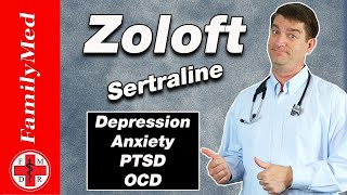 Zoloft (Sertraline): What are the Side Effects?  Watch Before You Start!