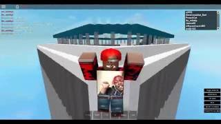World Trade Center South Tower Tour (NOT DONE) Roblox