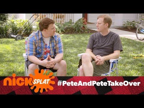 Deep Themes on The Adventures of Pete & Pete  PeteAndPeteTakeover  NickSplat