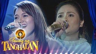 Tawag ng Tanghalan: Alma Golosino vs. Maricel Callo
