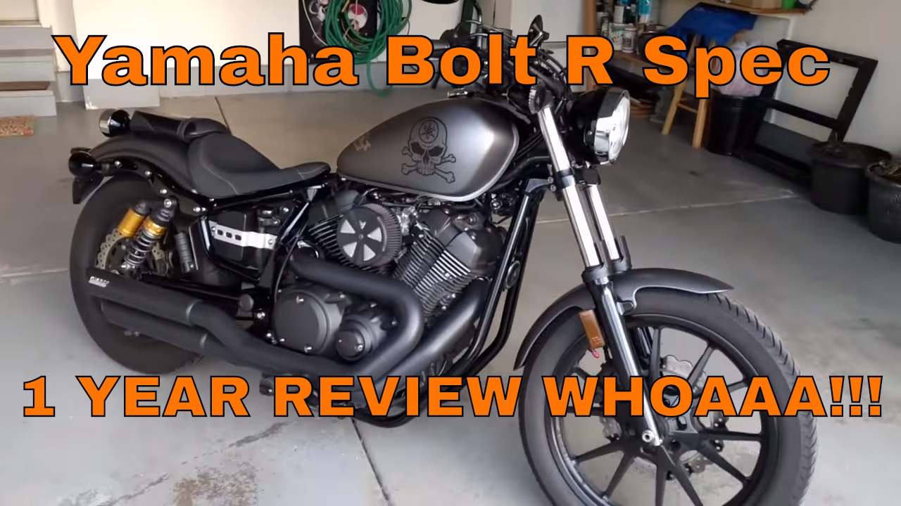 yamaha bolt r spec 1 year review whoa youtube. Black Bedroom Furniture Sets. Home Design Ideas