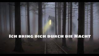 Reinhard Mey - Ich bring dich durch die Nacht - Keyboard-Cover