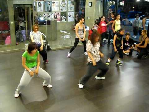 搗蛋class in Dance Soul Taipei