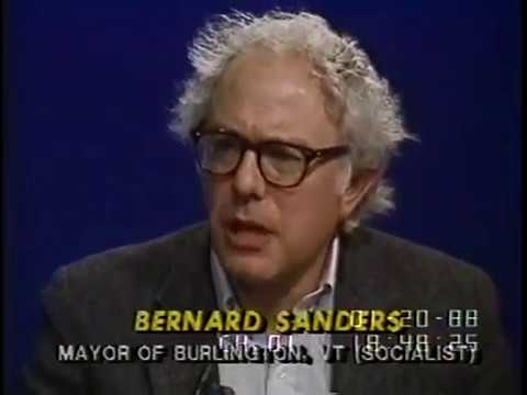 Bernie Sanders On Corporate Media And Political Corruption (1980)