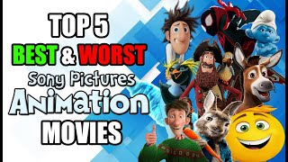 Jambareeqi's Top 5 Best & Worst Sony Pictures Animation Movies