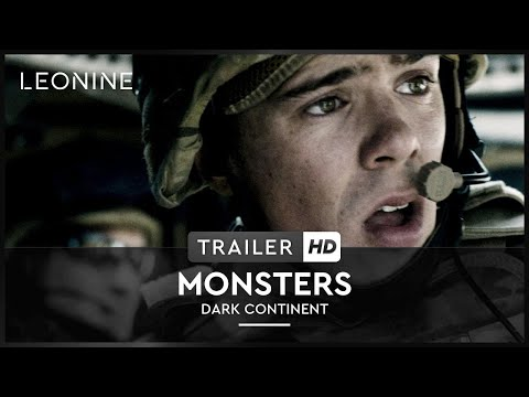 Monsters: Dark Continent - Trailer (deutsch/german)