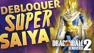 DRAGON BALL XENOVERSE 2 - FR | Débloquer les SUPER SAIYEN 1, 2 et 3