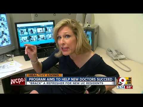 Program aims to help new University of Cincinnati doctors succeed
