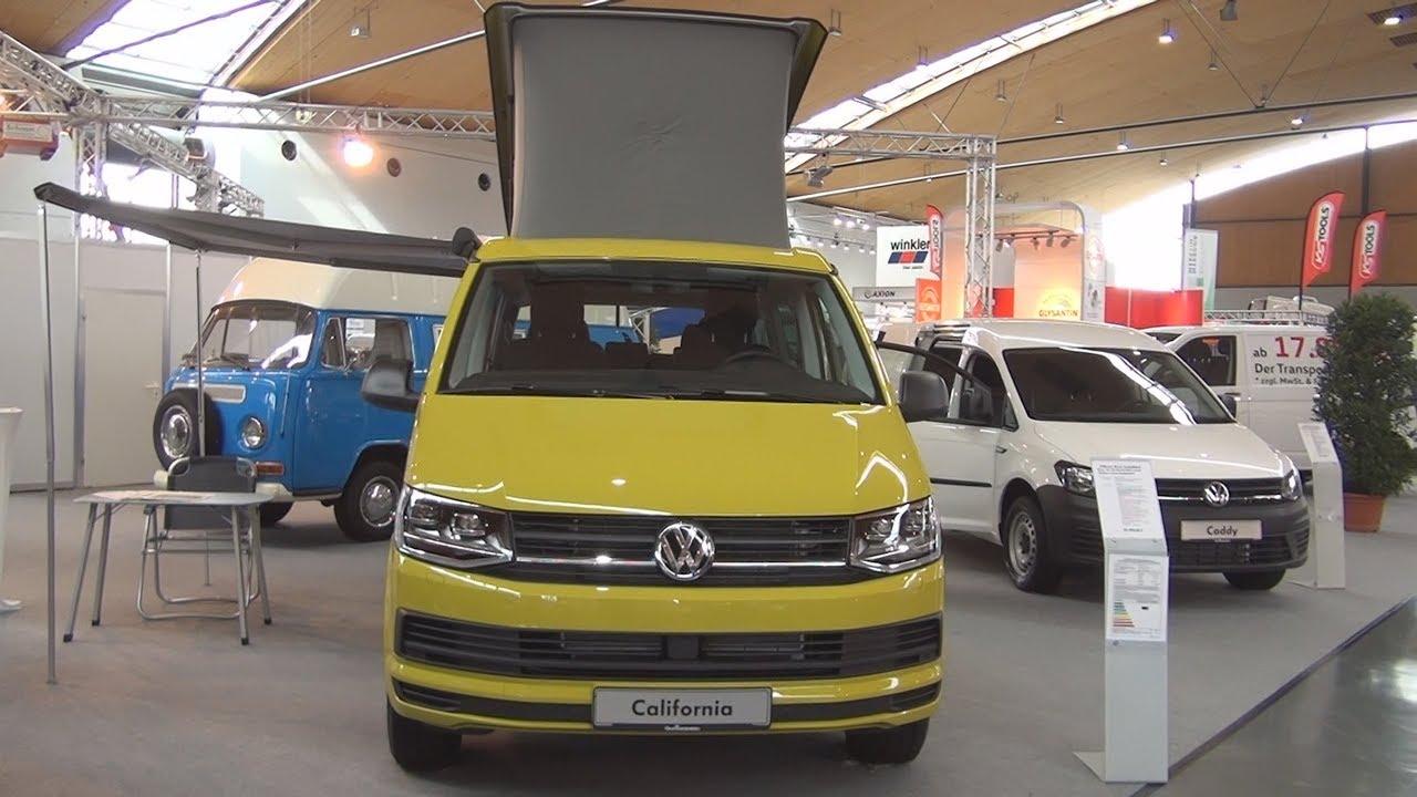 445a651112 Volkswagen California Beach Pop Up Roof 2.0 TDI EU6 SCR BMT (2016) Exterior  and Interior