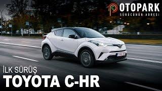 Sinan, Toyota'nın İstanbul'da düzenlediği sürüş etkinliğinde yeni C...