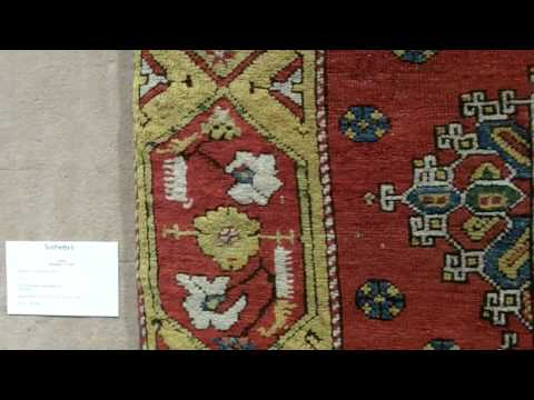 Antique West Anatolian Rug