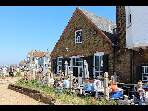 Visiting Whitstable Kent