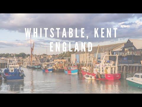 Whitstable Kent vlog | visit England