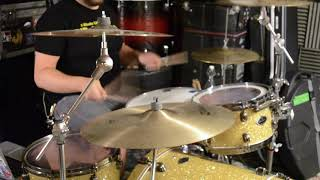 Ten (Jimmy Eat World) Drum Cover