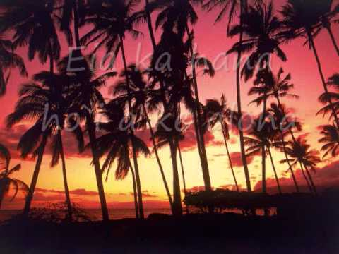 The Pandanus Club - E Wai'anae (Hawaiian Music)