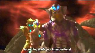 Ultraman Ace and Taro vs Alien Mephilias, Mebius Killer, Destrem and Grozam