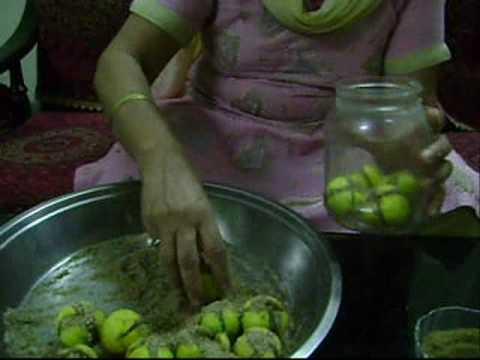 Lemon Pickle Recipe Home Nimbu Achar Inhouserecipes