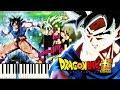 Download Dragon Ball Super OST - Ultimate Battle | Piano Tutorial